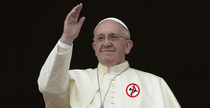 Anti-Communist Pope Francis