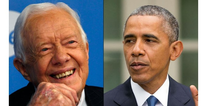 Carter-Obama