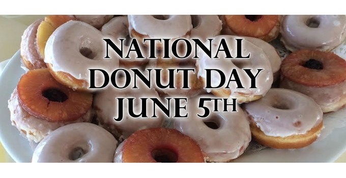 Innovative Happy National Donut Day 2015  Wizbang