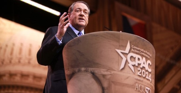 Mike Huckabee by Gage Skidmore