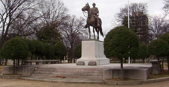 Nathan Bedford Forrest memorial