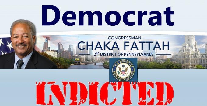 Chaka Fattah Indicted