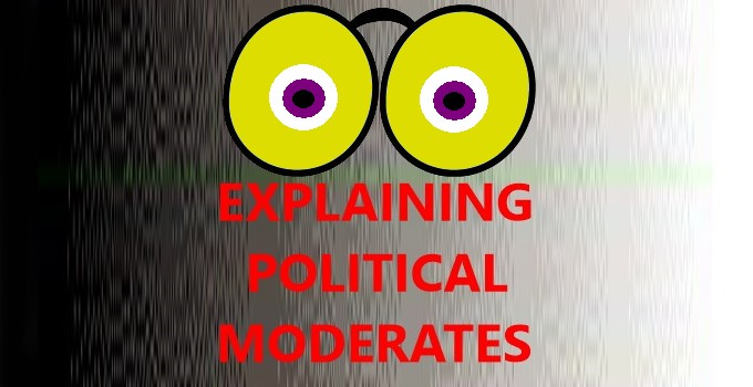 Explaining Political Moderates