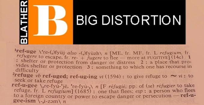 Big Distortion - Refugees