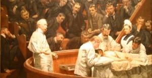 Thomas Eakins, The Agnew Clinic 1889