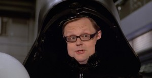 Todd Starnes as Dark Helmet