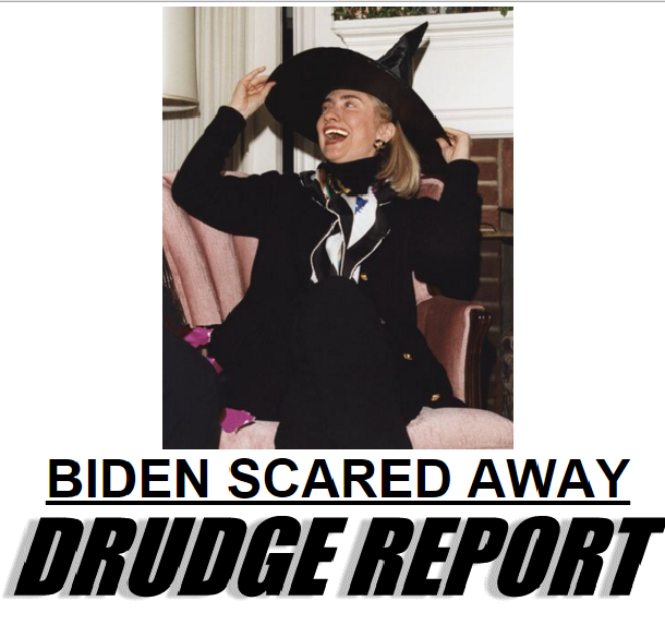 BidenScaredAway