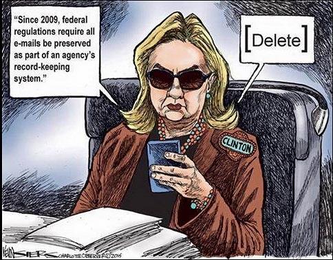 HillaryDelete