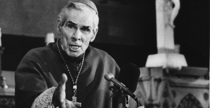 ARCHBISHOP FULTON J. SHEEN
