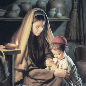 YoungMotherMary