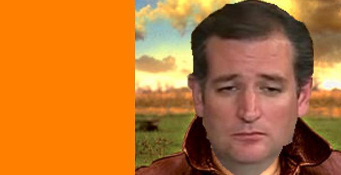 Cruz not a Hoosier
