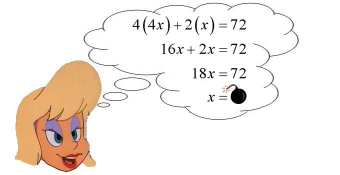 Blonde Math