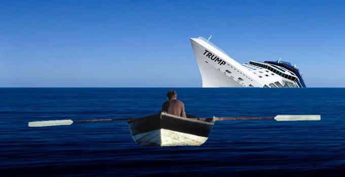 Abandoning Trump