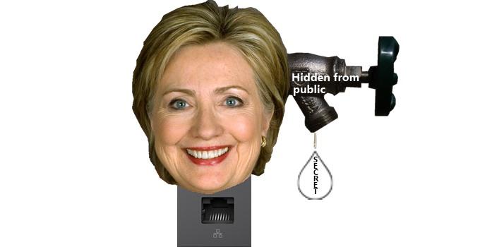 Clinton Secrets