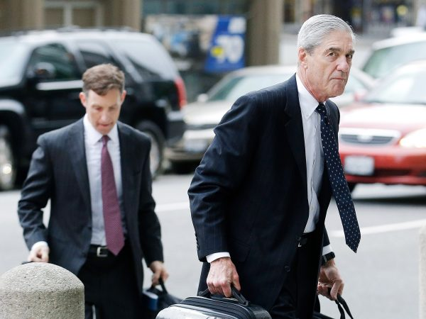 Leaked court transcripts reveal showdown between judge and Mueller lawyer